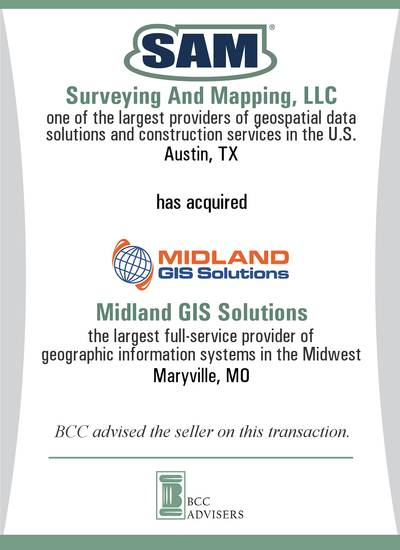 Surveying And Mapping, LLC / Midland GIS Solutions