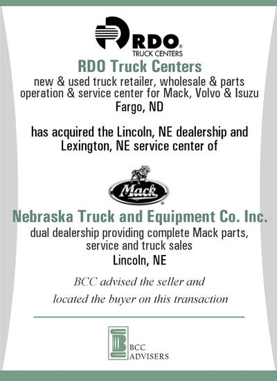 RDO Truck Centers / Nebraska Truck and Equipment Co. Inc.