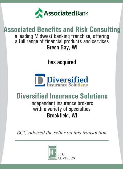 Associated Benefits and Risk Consulting / Diversified Insurance Solutions